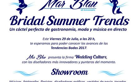 El 29 de Julio en Salones Mar Blau…